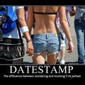 datestamp