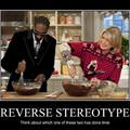 reverse stereotype