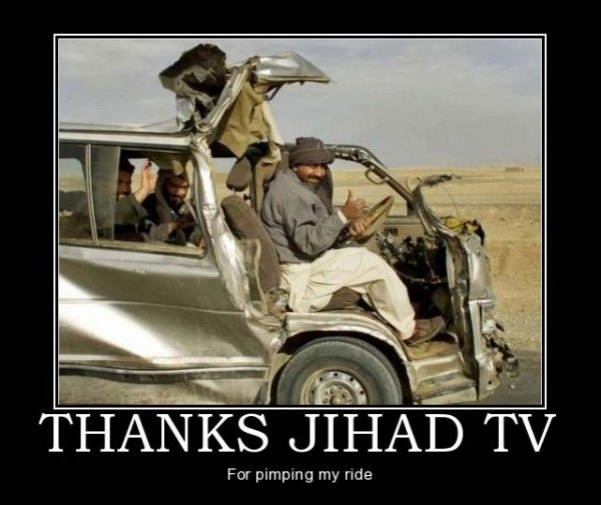 thanks jihad tv
